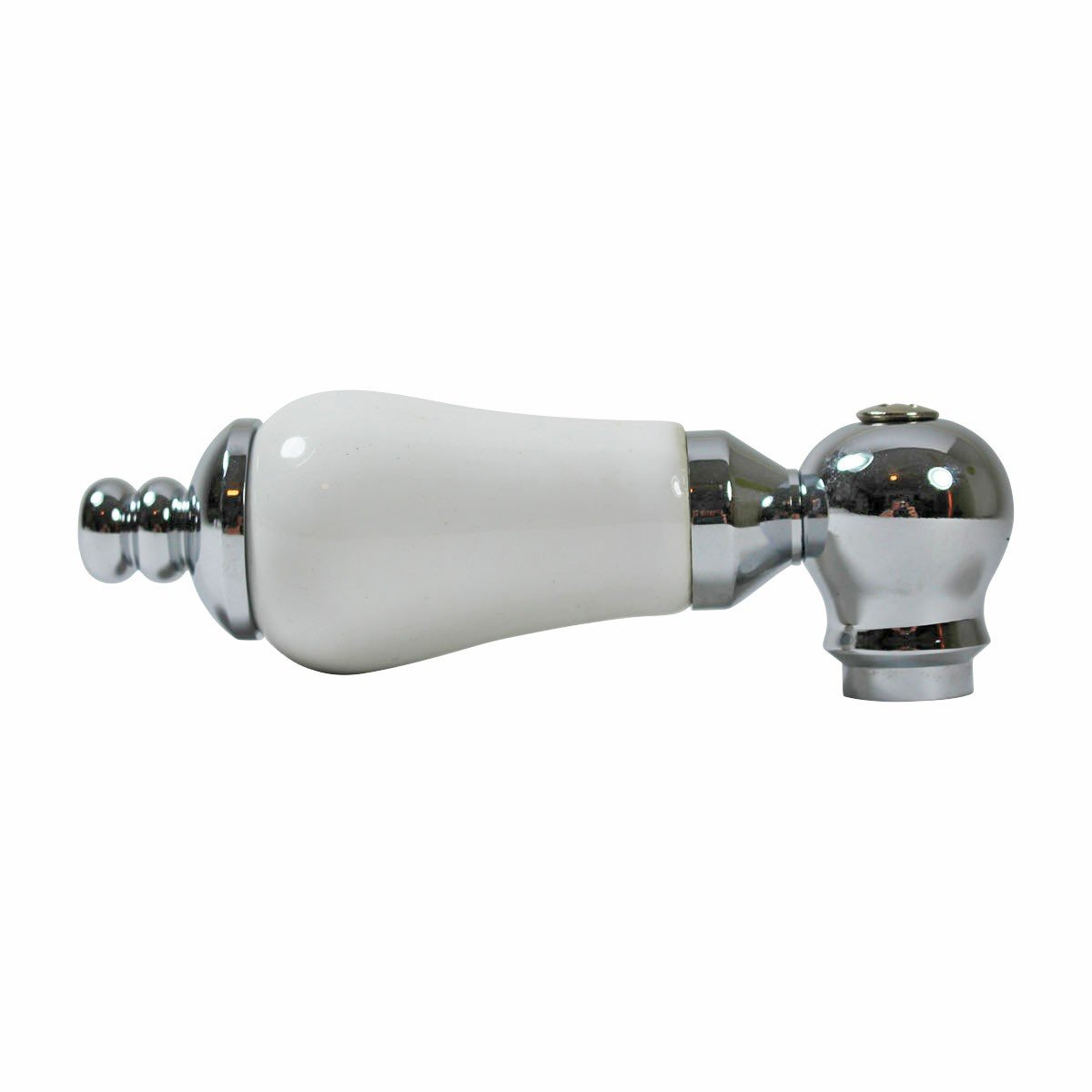 Chrome Faucet Porcelain Lever Handle Replacement Part | Renovator's Supply hot sale 2017