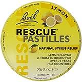 Bach Rescue Pastilles Lemon Supplement, 50 Gram