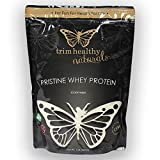 Trim Healthy Mama Pristine Whey Protein Powder 1 lb (453 grams) Pkg