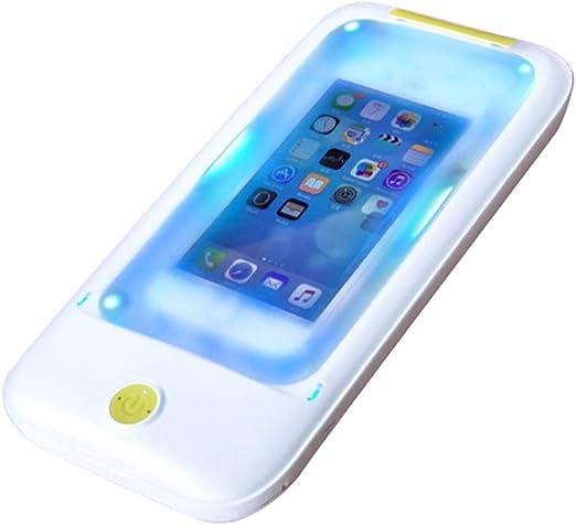 Teléfono celular desinfectante UV para Smartphone Teléfono ...
