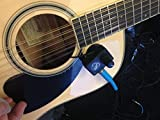 ACOUSTIC GUITAR PICKUP with FLEXIBLE MICRO-GOOSENECK by Myers Pickups ~ See it in ACTION! Copy and paste: myerspickups.com