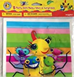 Miss Spider Sunny Patch Friends Treat Bags (Act)