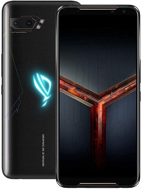 ASUS ROG Gaming Phone 2 Dual-SIM ZS660KL 512GB ROM + 12GB RAM (GSM ...