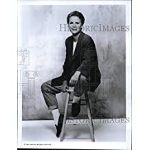 1991 Press Photo Actress Sharon Gless In The Trials Of Rosie O'Neill Promo Shot
