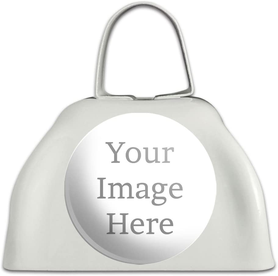 Graphics and More Self-eez Custom Personalized Cowbell TM