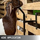LOVSHARE Livestock Stand 9.8inch Height