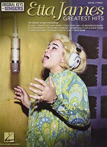 Etta James: Greatest Hits - Original Keys for (Original Keys)