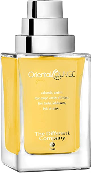 THE DIFFERENT COMPANY - Oriental Lounge - Eau De Parfum - Oriental Epicé - 100 ml rechargeable