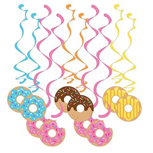 Dizzy Danglers Donut Party (10 ct)