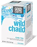 Good Earth Wild Chaild Chai Tea, 18 Tea Bags