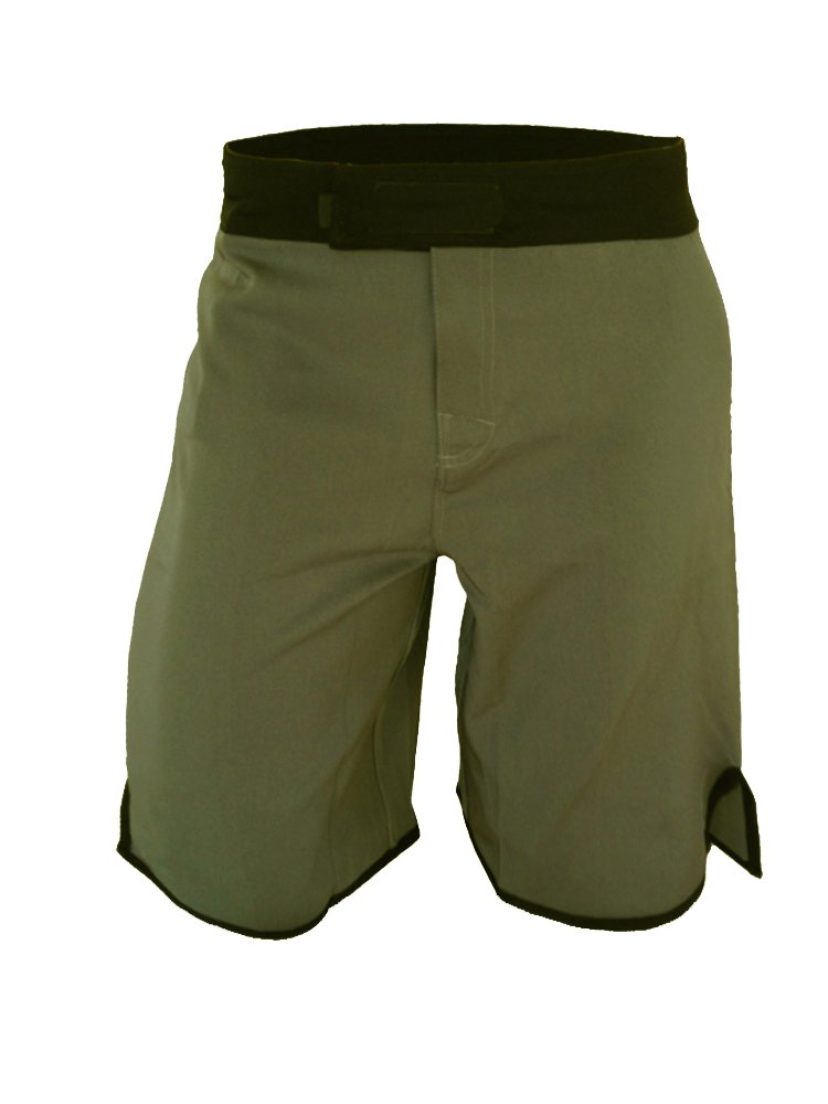 Kid's MMA Shorts - Youth Sizes (4, Army Green) by Epic MMA Gear