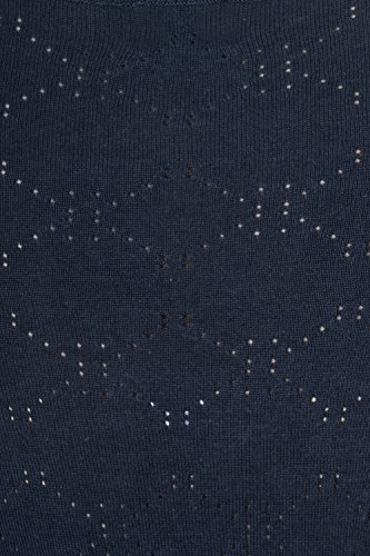 by Banned Dress Daydream Blue Strickkleid 5174 Marine Dancing Days r4wqE4