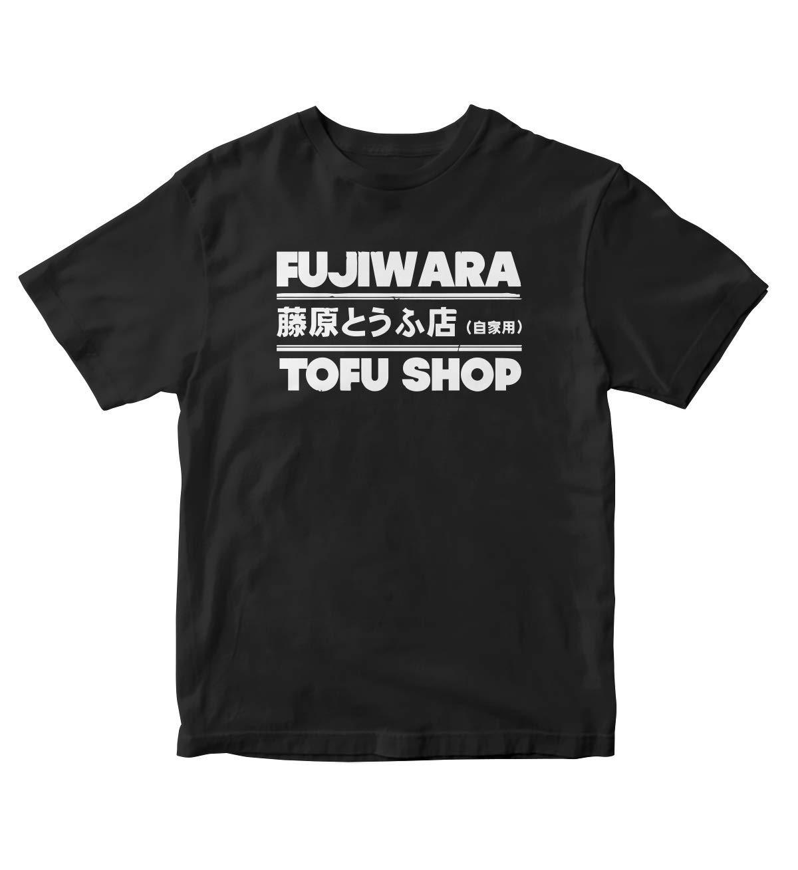 Tjsports Takumi Fujiwara Tofu Shop Delivery S Black Shirt M 74