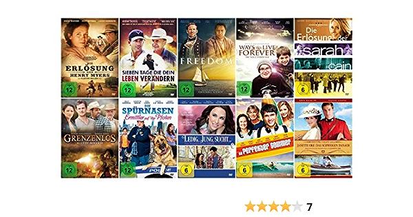Die christliche Filme Glauben Spielfilm - Sammlung Teil 2 10 ...