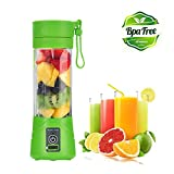Portable Blender for Travel Smoothie USB Juicer Cup Blenders...