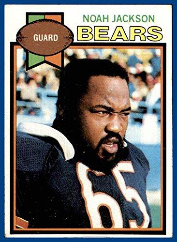 1979 Topps #523 Noah Jackson CHICAGO BEARS Tampa (ex-mt)]()