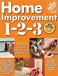 Image of the product Home Improvement 1 2 3 that is listed on the catalogue brand of Brand: The Home Depot.