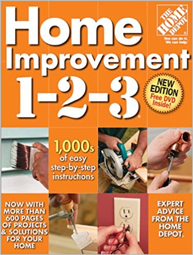 Home Improvement 1-2-3 (Home Depot 1-2-3): The Home Depot ...