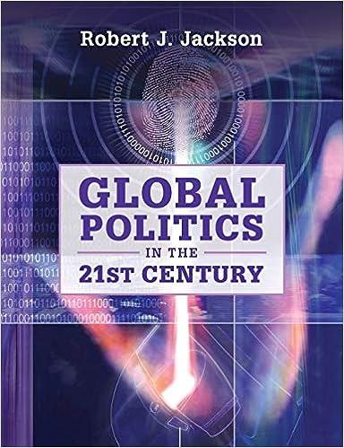 Global Politics in the 21st Century: Robert J  Jackson