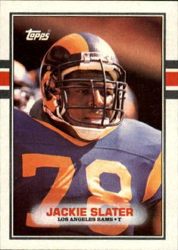 Card Jackie Slater (1989 Topps #135 Jackie Slater Card)
