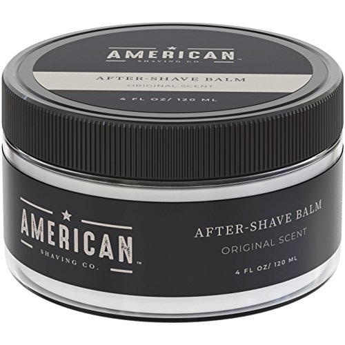 Shave Formula Original Treatment (American Shaving After Shave Balm For Men (4oz) - Original Masculine Scent - 100% Natural Moisturizing Aftershave Lotion - Best Aftershave For Men to Soothe & Hydrate Dry Skin (Packaging May Vary))
