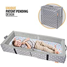 Milliard Portable Toddler Bumper Bed | Folds for Travel