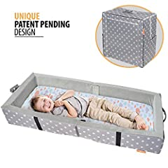 Portable Toddler Bumper Bed,