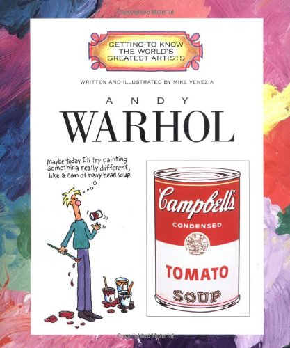 Andy Collection Warhol (Andy Warhol (Getting to Know the World's Greatest Artists))
