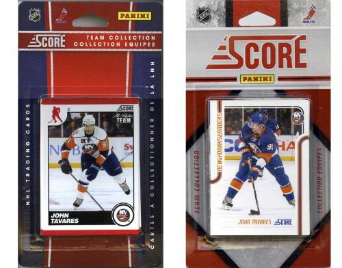 - C&I Collectables NHL New York Islanders Licensed Score 2 Team Sets