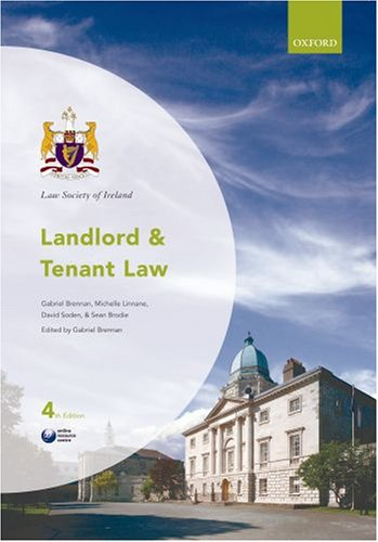 Landlord and Tenant Law (Law Society of Ireland Manual) by Brand: Oxford University Press, USA