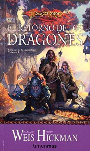 Descargar Libro El Retorno De Los Dragones Margaret Weis