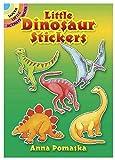 Little Dinosaur Stickers (Dover Little Activity Books Stickers)