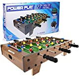 Power Play Table Top Football Game, 27 Inch