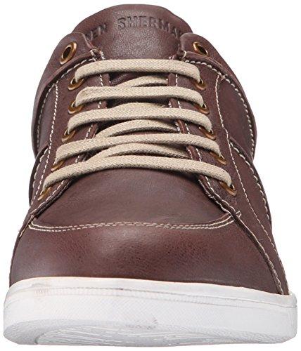 Ben Sherman Heren Bryce Fashion Sneaker Bruin
