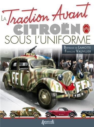 The Citroen Traction Avant: In Uniform pdf