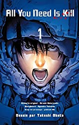 All you need is kill Vol. 1 (French Edition)