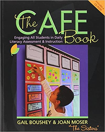 amazon com the cafe book engaging all students in daily literacy