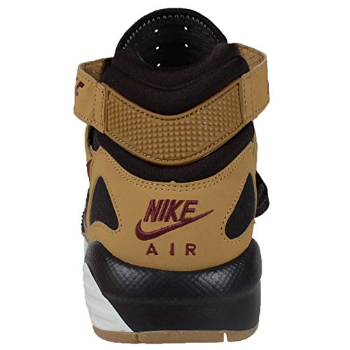 Nike Air Trainer Max 91 Heren Basketbalschoenen Haystack Team Roodbruin