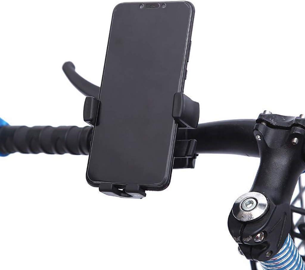 FBGood Neu Fahrrad Handyhalterung Universal 360/° Drehbare Halter Verstellbarer Navigation Handyhalterung Motorrad Rennrad Mountainbike Anti-Shake Handyhalter Zubeh/ör f/ür Smartphone