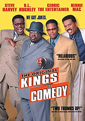 The Original Kings of Comedy (The Steve Harvey Show Dvd)
