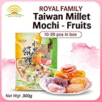 Royal Family Taiwan Fruits Millet Mochi, 300g
