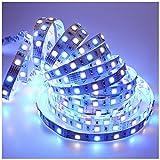 LEDENET Super Bright RGBW LED Flexible Strip Lights 12V 5M 300 LEDs 5050 SMD Fairy Tape Lighting Kit RGB White