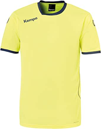 Kempa Curve Camiseta de Juego, Hombre: Amazon.es: Ropa y accesorios