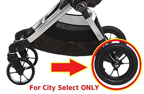 Rear Wheel Set for Baby Jogger City Select Stroller (Set of 2)