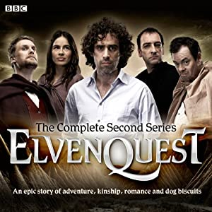 Elvenquest: Complete Series 2 Radio/TV Program