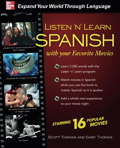 Listen 'n' Learn Spanish with Your Favorite - Your Movie Favorite