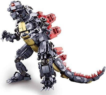 Godzilla Mini Figure NEW UK Seller Fits Major Brand Blocks Bricks Japan