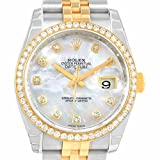 Rolex Datejust automatic-self-wind mens Watch 116243 (Certified Pre-owned)