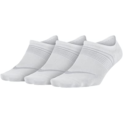NIKE 3ppk Women Lightweight Train Pack 3 Pares Calcetines, Mujer