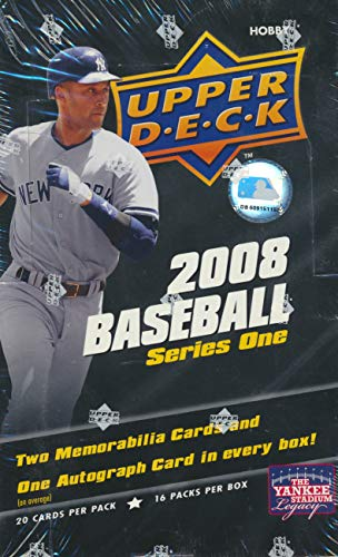 Upper Deck 2008 Baseball Series One Box ()